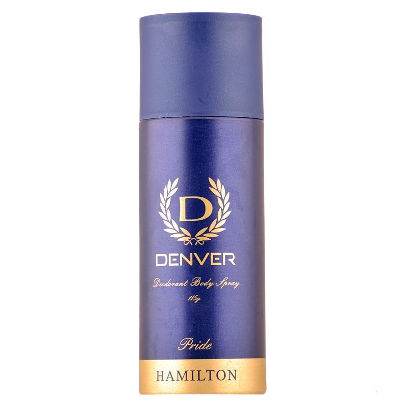 Denver Hamilton Pride Deodorant Spray
