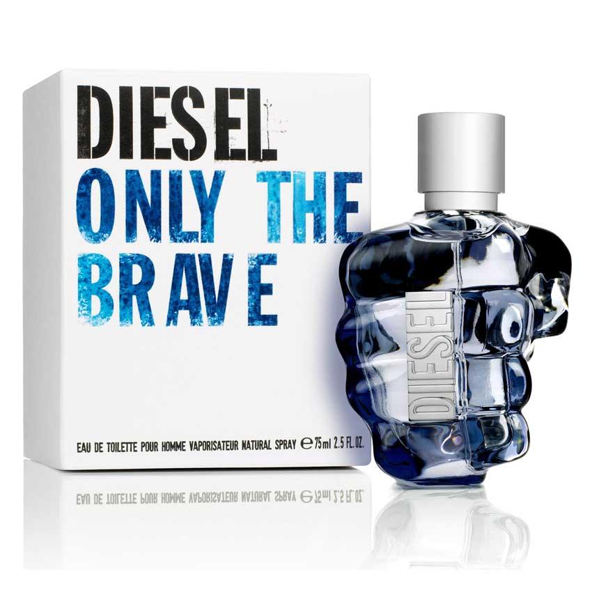 Diesel Only The Brave EDT Perfume Spray