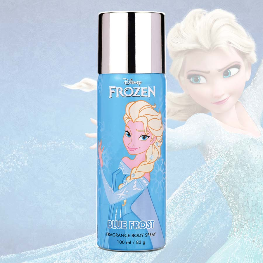 Disney Frozen Blue Frost Deodorant Spray