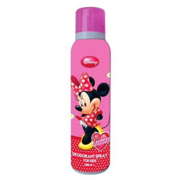 Disney Minnie Mouse Alcohol Free Deodorant Spray