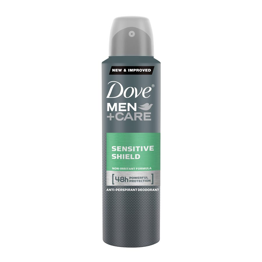Dove Men Care Sensitive Shield Anti Perspirant Deodorant Spray