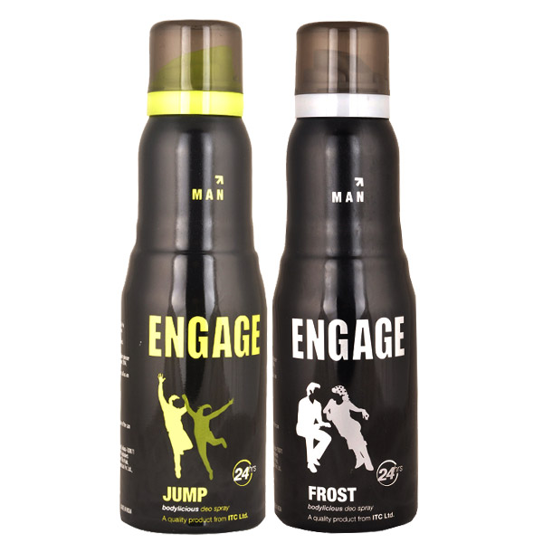 Engage Jump, Frost Pack of 2 Deodorants