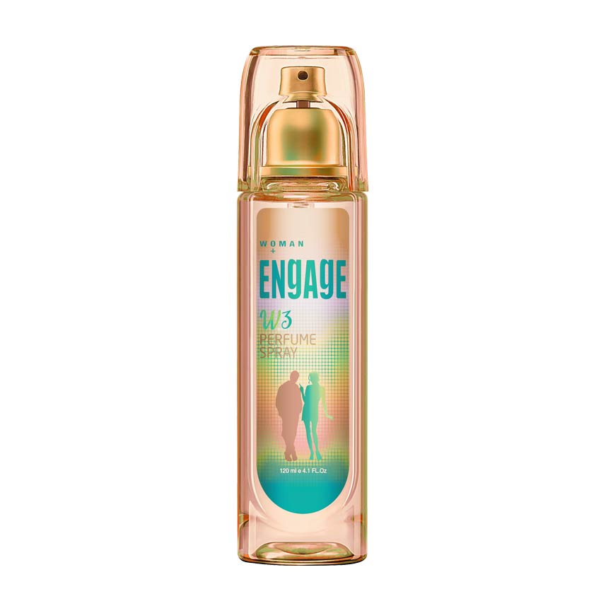 Engage W3 Eau De Parfum Spray