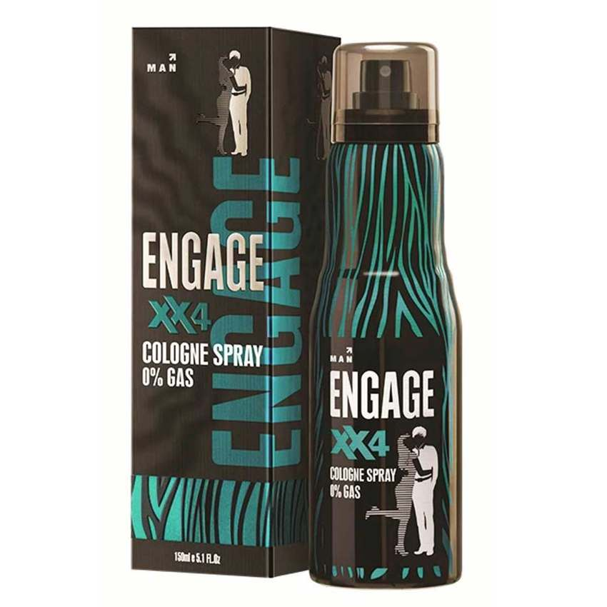 Engage XX4 No Gas Cologne