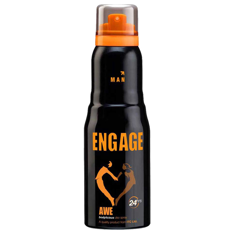 Engage Awe Deodorant Spray