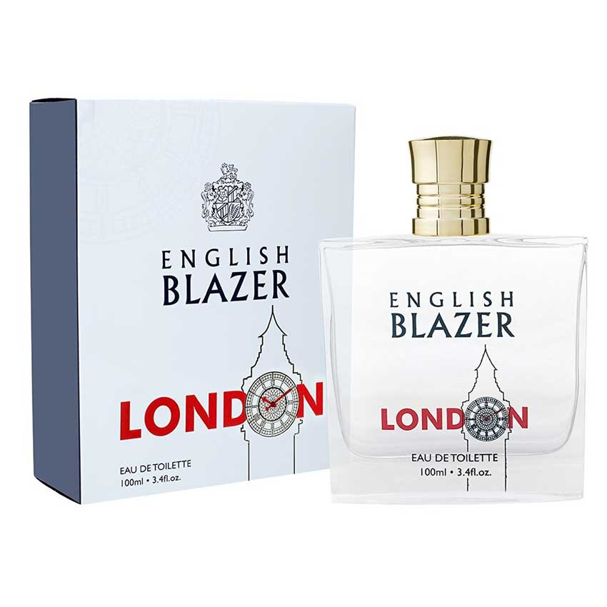 English Blazer London EDT Perfume Spray