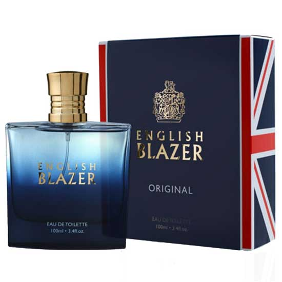 Jaguar Perfume Price In India: English Blazer Original EDT Perfume Spray 135 Ml For Men