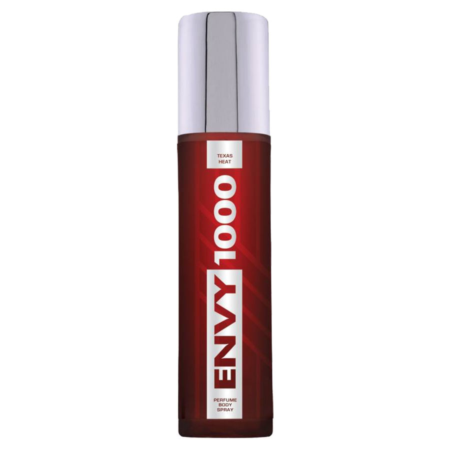Envy 1000 Crystal Texas Heat Cologne Body Spray