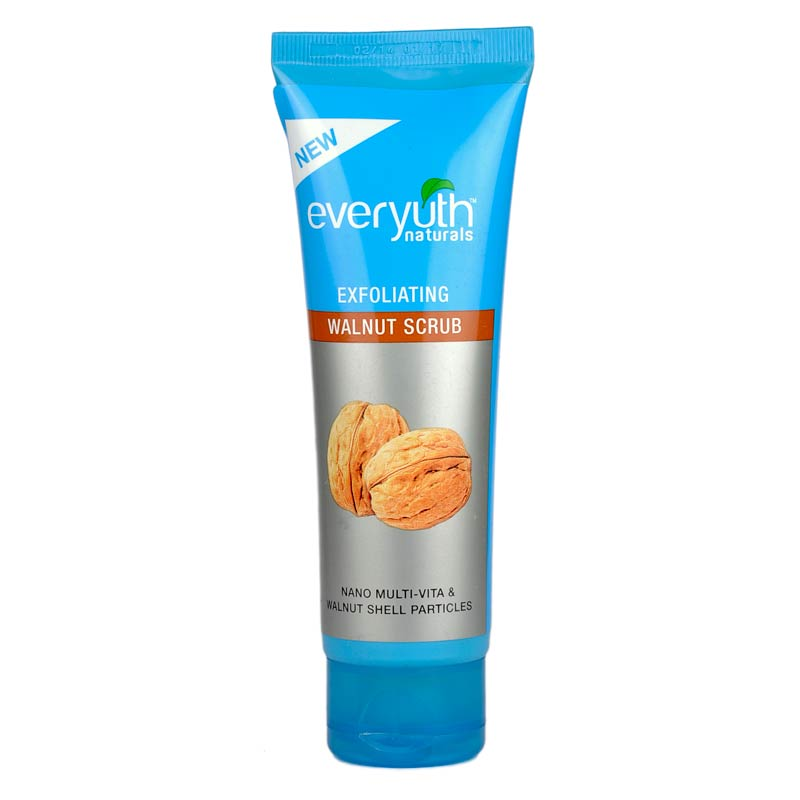 Buy Everyuth Naturals Exfoliating Walnut Scrub At Lowest