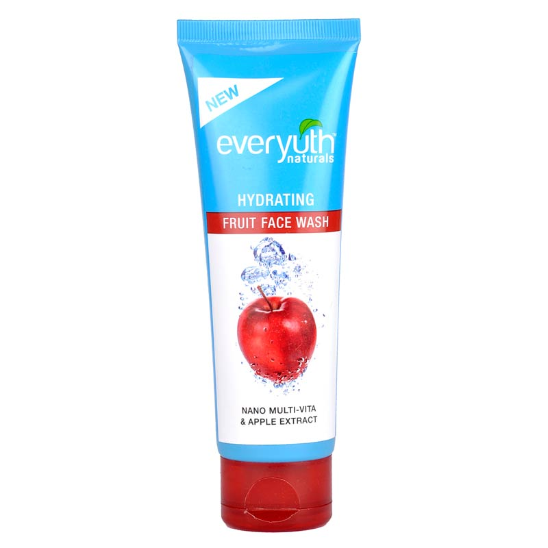 Everyuth Naturals Hydrating Fruit Face Wash