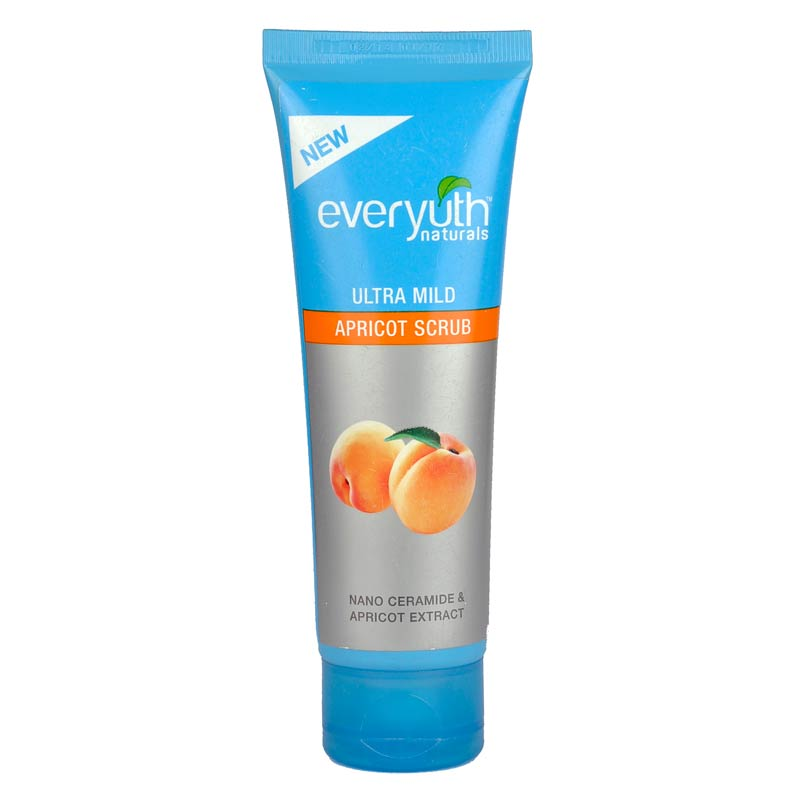 Everyuth Naturals Ultra Mild Apricot Scrub