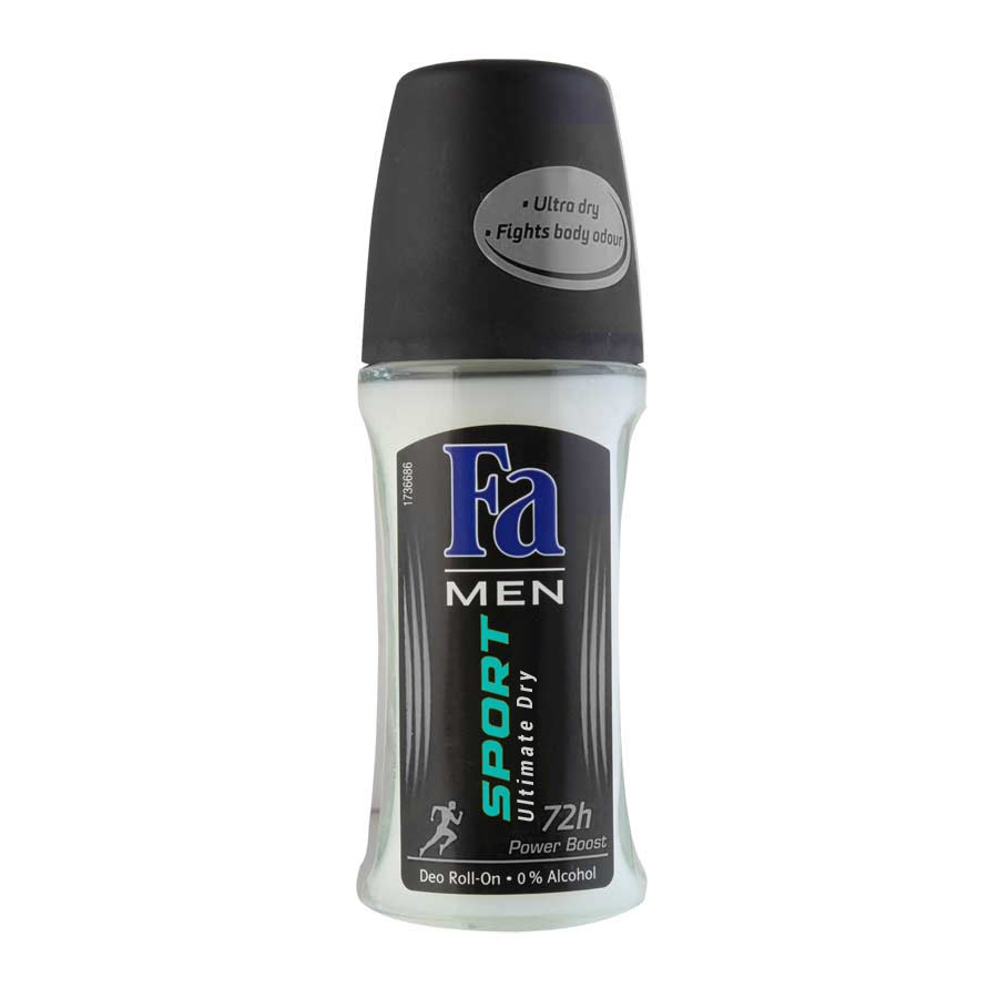 Fa Sport Ultimate Dry Anti-Perspirant Deodorant Roll On
