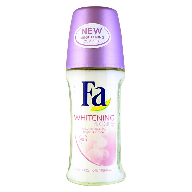 Fa Whitening And Care Deodorant Roll On