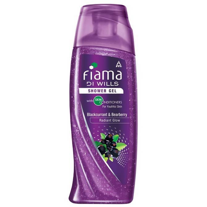 Fiama Di Wills Blackcurrant and Bearberry Radiant Glow Exotic Dream Shower Gel