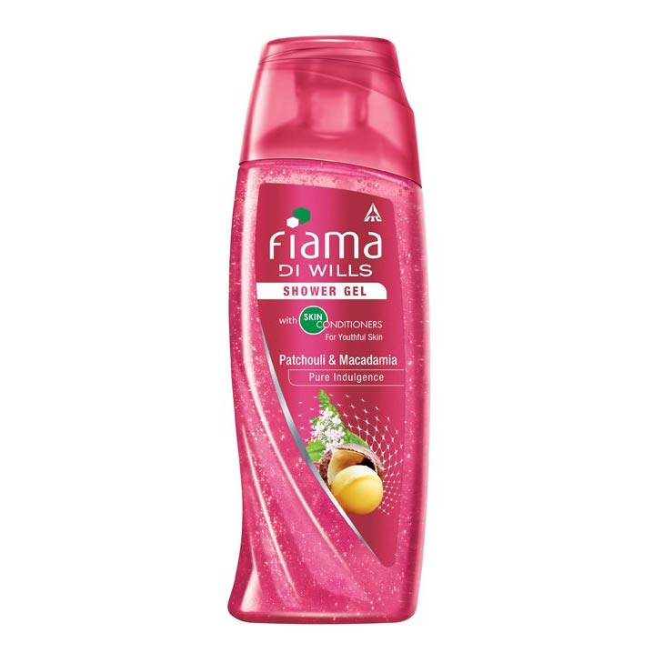 Fiama Di Wills Couture SPA Peach and Macadamia Shower Gel