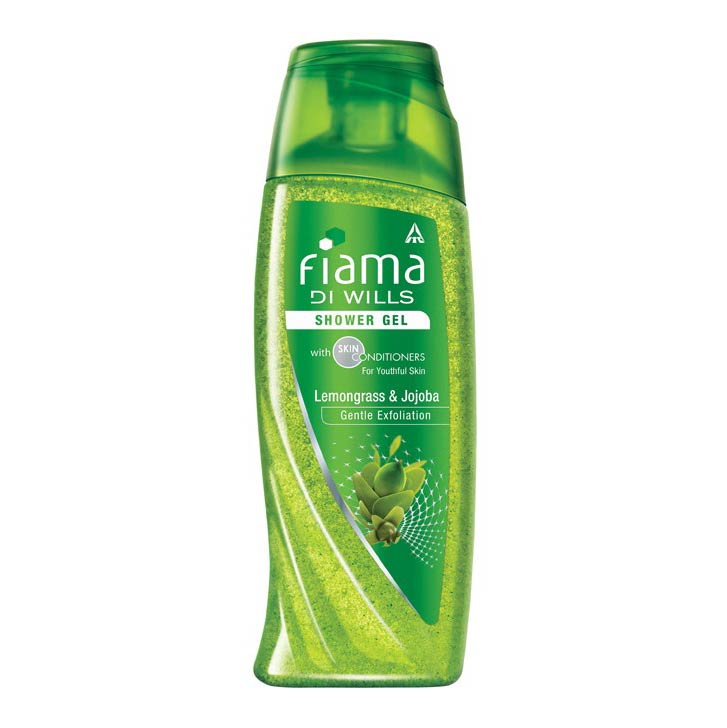Fiama Di Wills Lemongrass and Jojoba Gentle Exfoliation Clear Spring Shower Gel