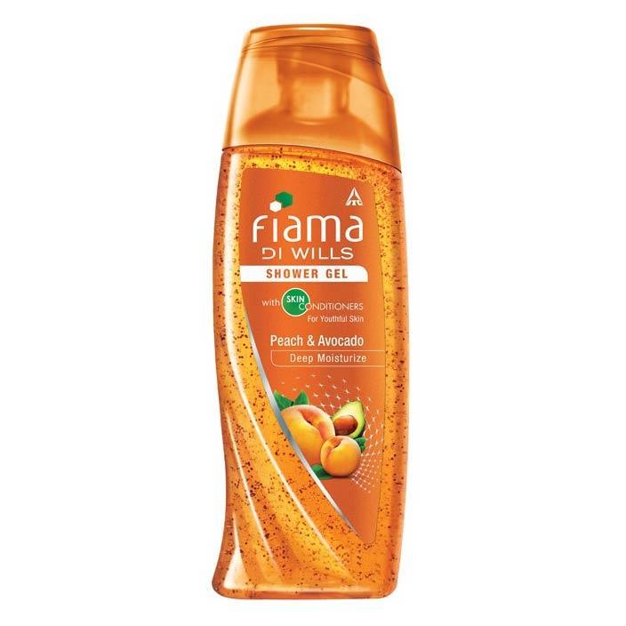 Fiama Di Wills Peach And Avocado Deep Moisturize Mild Dew Shower Gel