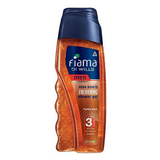 Fiama Di Wills Aqua Nights Enlivening Shower Gel
