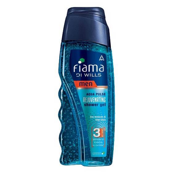 Fiama Di Wills Aqua Pulse Rejuvenating Shower Gel