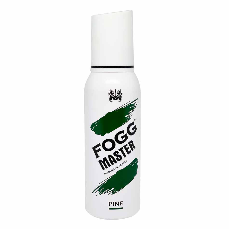Fogg Master Pine No Gas Deodorant Spray