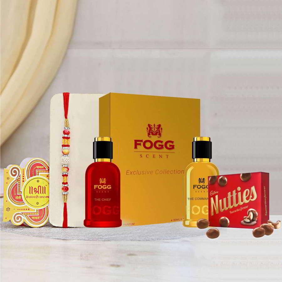 Fogg The Scent Rakhi Gift Pack