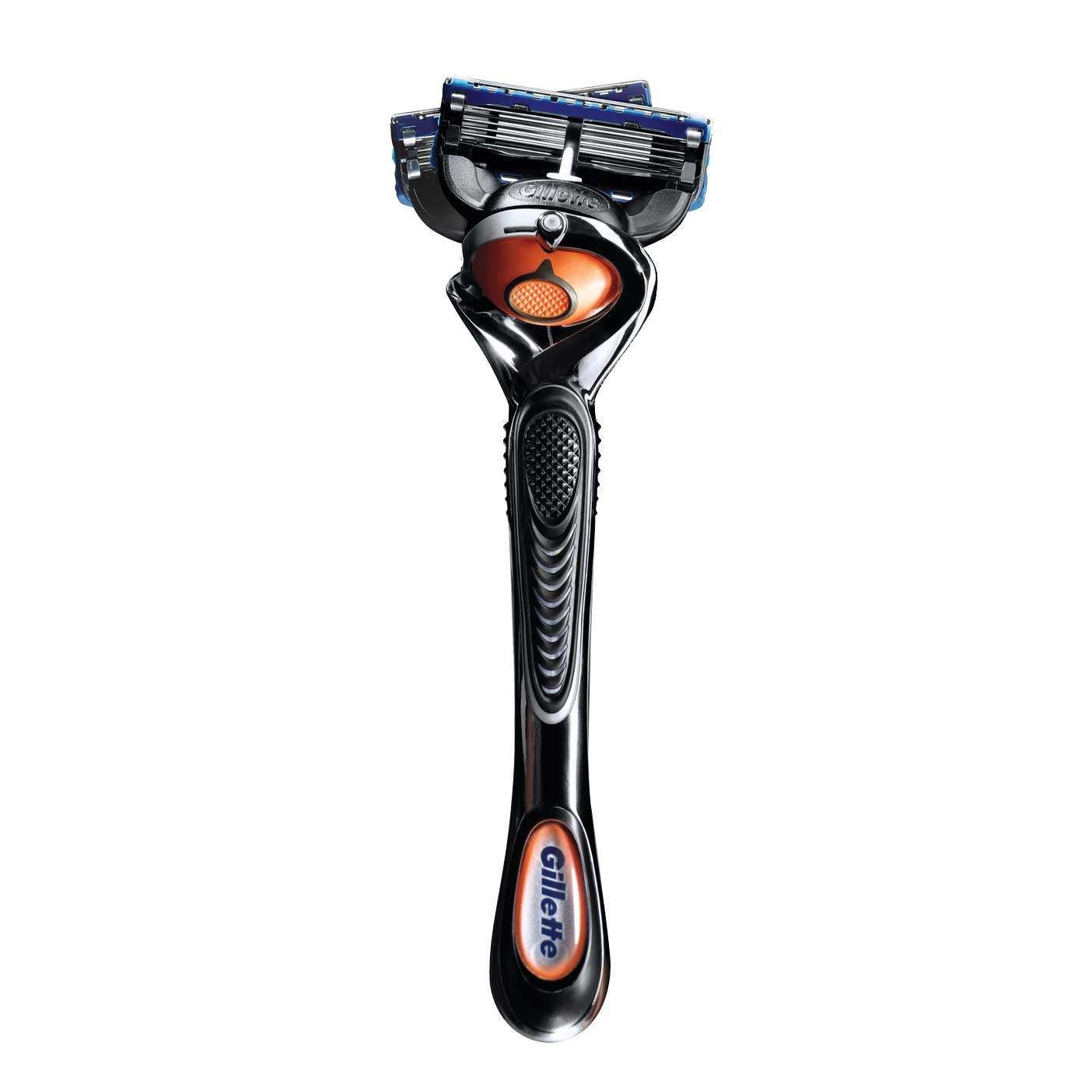 All Fusion razor blades fit all Fusion razors (with and without FlexBall Handle Technology) Gillette's best razor blades are 2X preferred when used with the Fusion ProGlide Power Razor with FlexBall Handle Technology (overall preference vs. former ProGlide, among ProGlide users)/5().