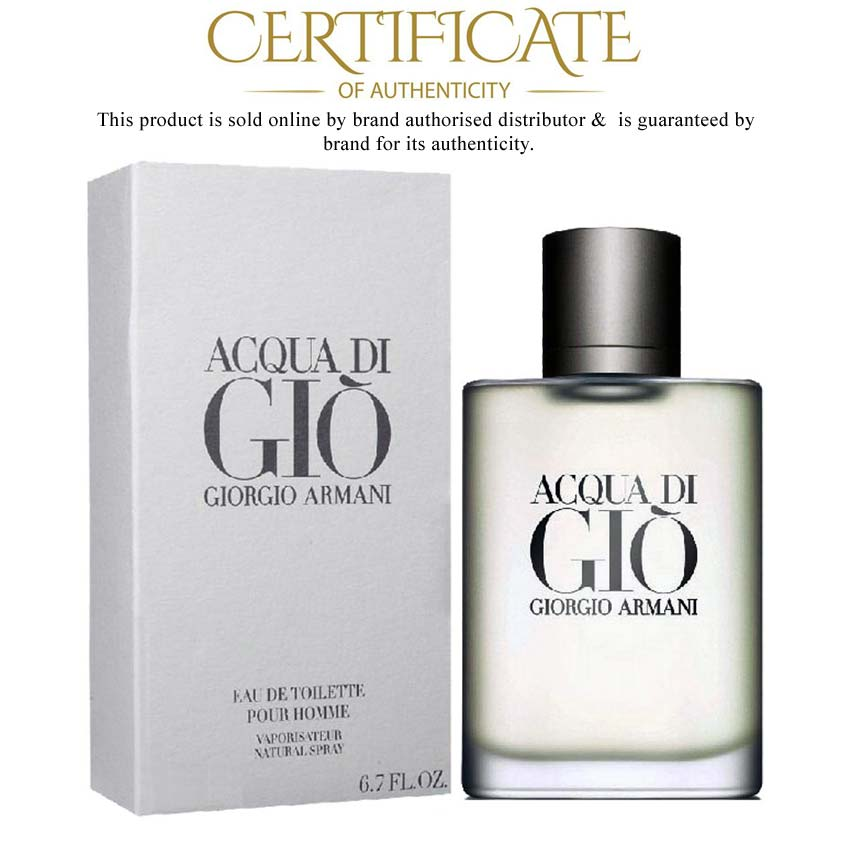 bf49fe085 Giorgio Armani Acqua Di Gio EDT Perfume Spray for men | Buy Giorgio ...