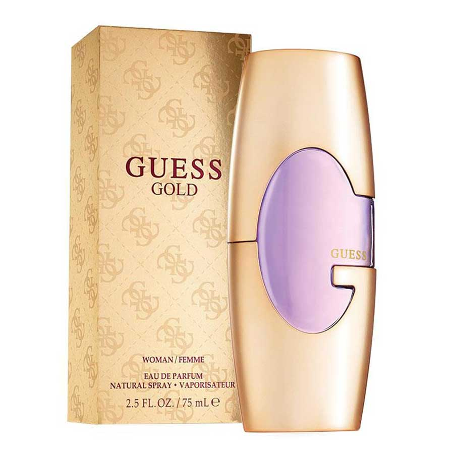 Guess Gold EDP Perfume Spray