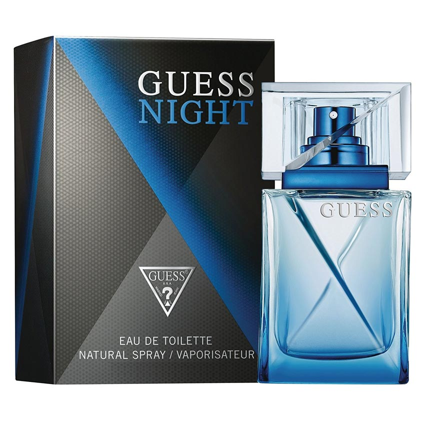 Guess Night EDT Perfume Spray