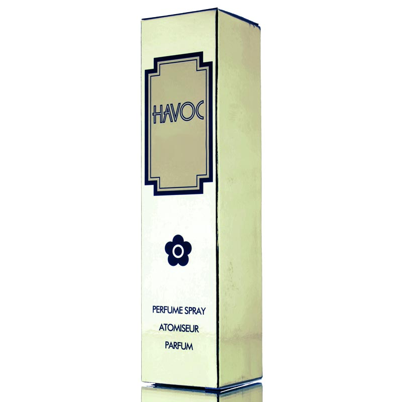 Havoc Silver Eau De Parfum Spray