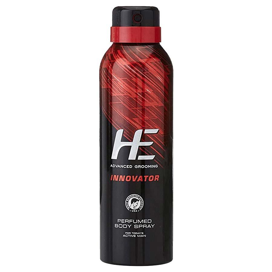 b52d22ed1f He Be Interesting Innovator Deodorant Spray 150 ml for men | Buy He ...