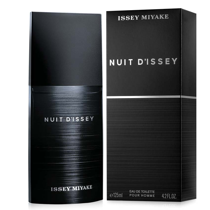 Issey Miyake Nuit D'issey EDT Perfume