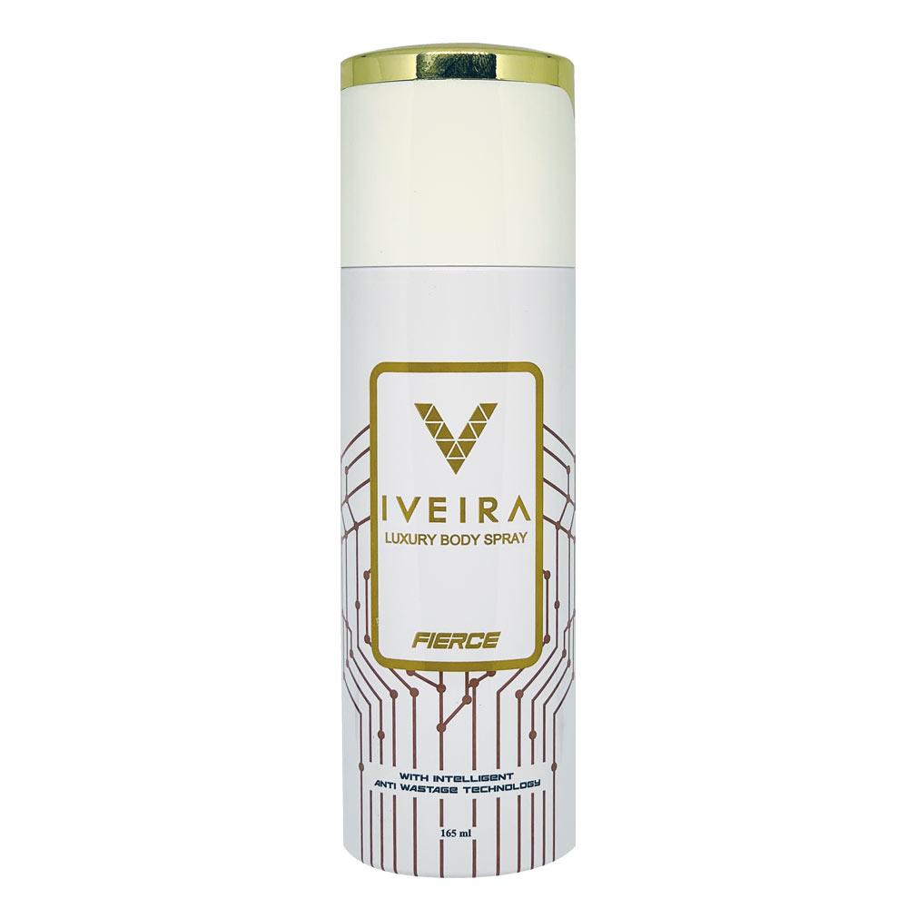 Iveira Italiano Fierce Luxury Deodorant Spray