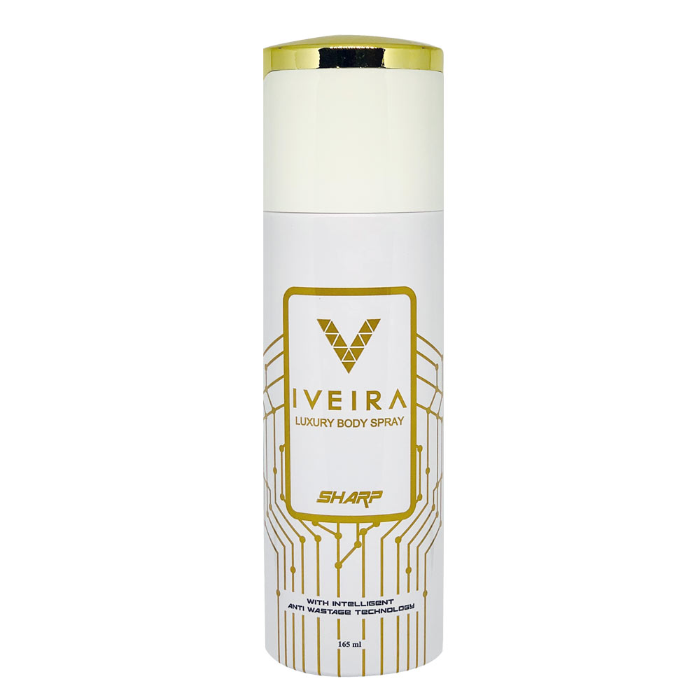 Iveira Italiano Sharp Luxury Deodorant Spray
