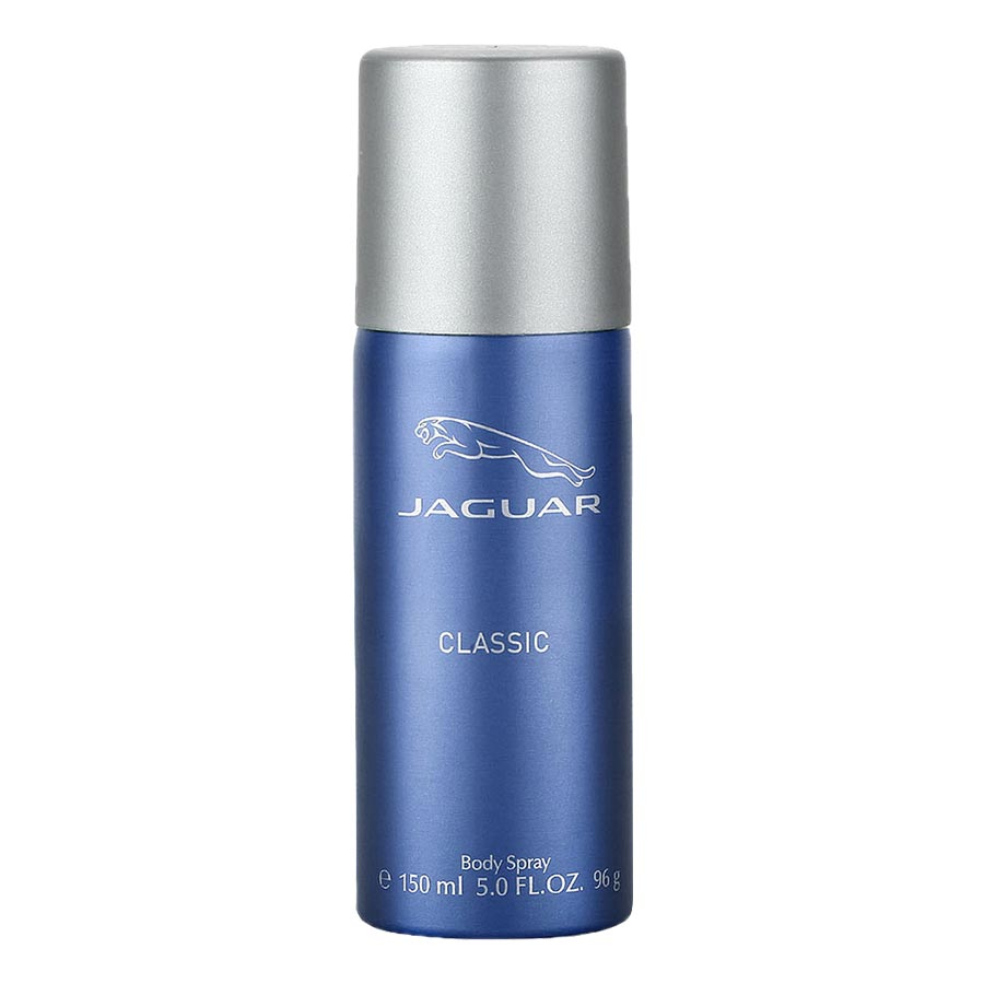Jaguar Classic Blue Deodorant Spray