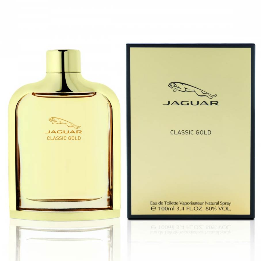 Jaguar Perfume For Mens Price: Jaguar Classic Gold Edt Perfume