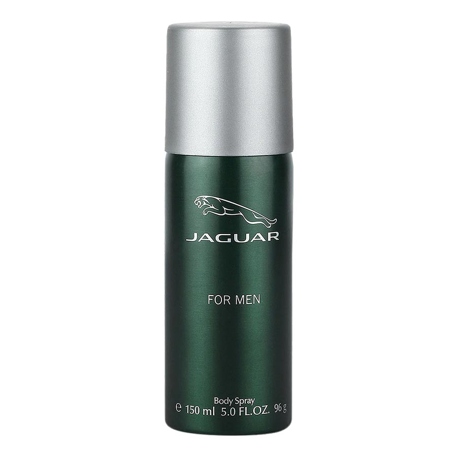 Jaguar Classic Green Deodorant Spray