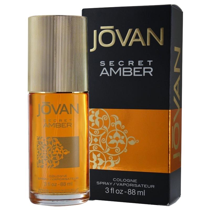 Jovan Secret Amber Perfume