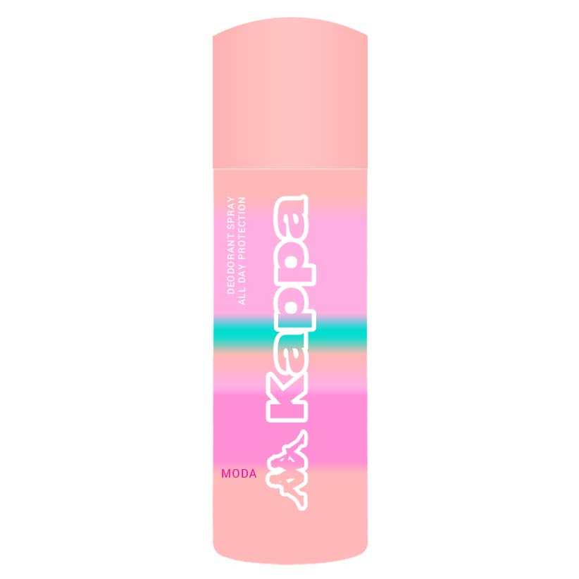 Kappa Moda All Day Protection Deodorant Spray