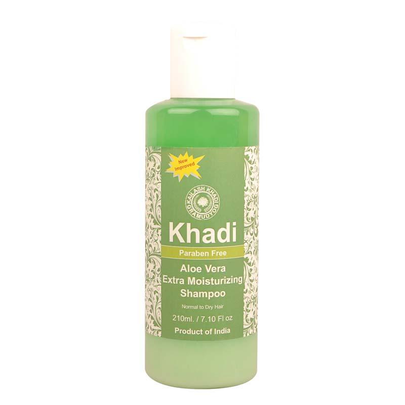 Khadi Aloe Vera Extra Moisturizing Shampoo