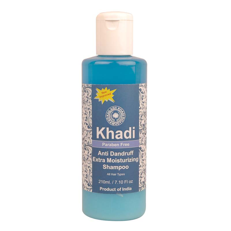 Khadi Anti Dandruff Extra Moisturizing Shampoo