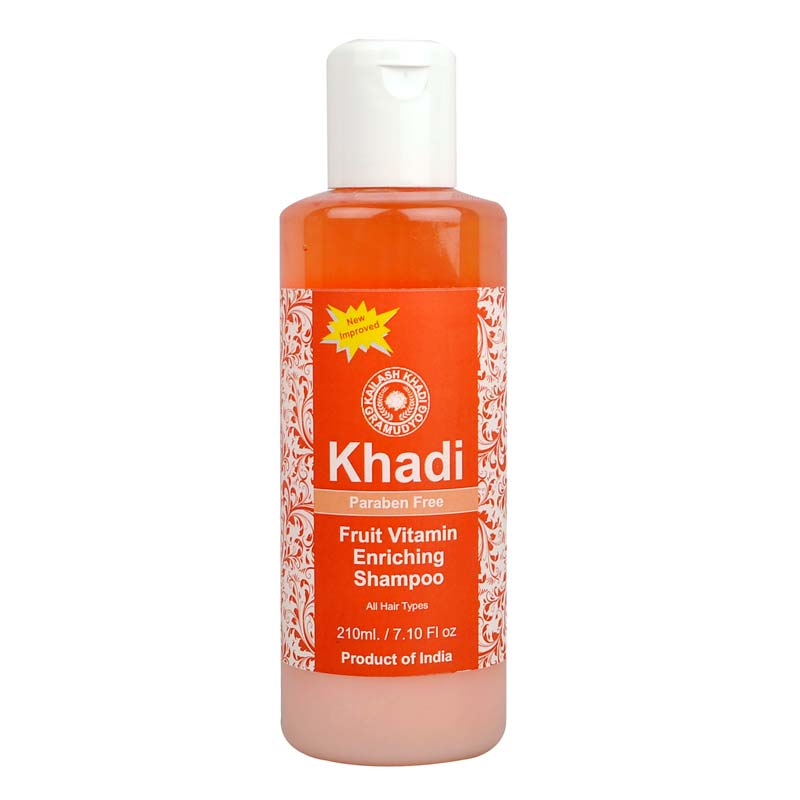 Khadi Fruit Vitamin Enriching Shampoo