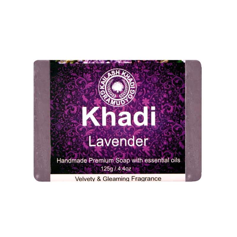 Khadi Gramudyog Lavender Soap