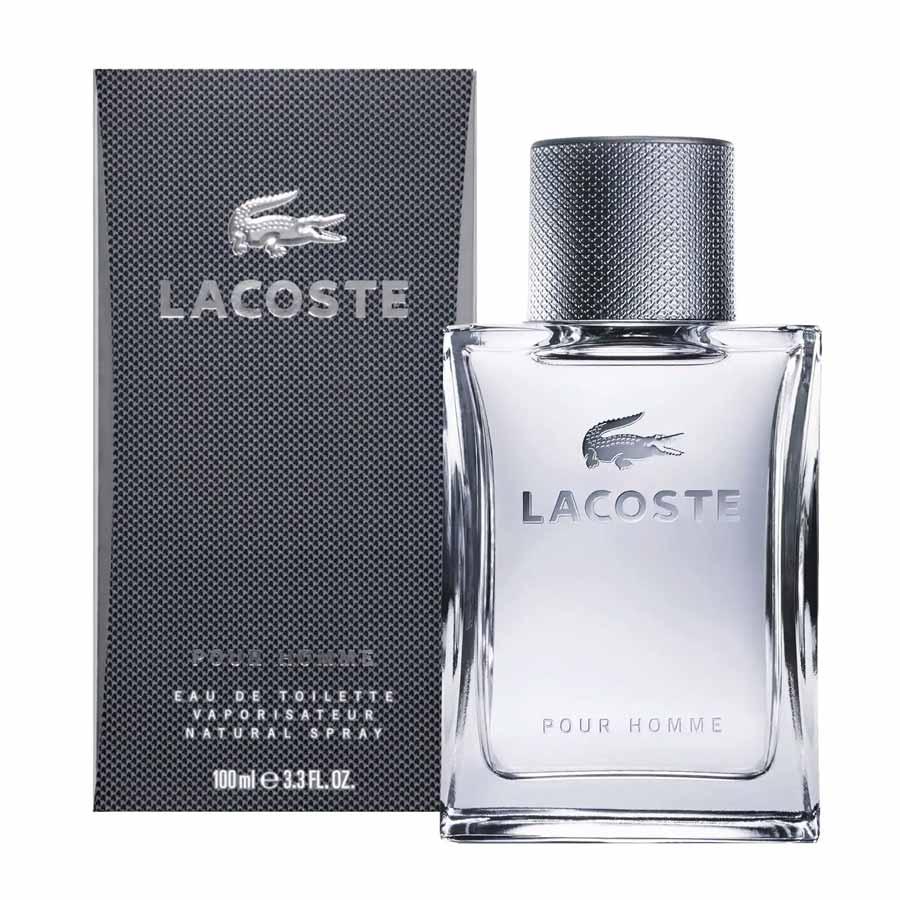Lacoste Pour Homme Eau De Toilette Perfume Spray