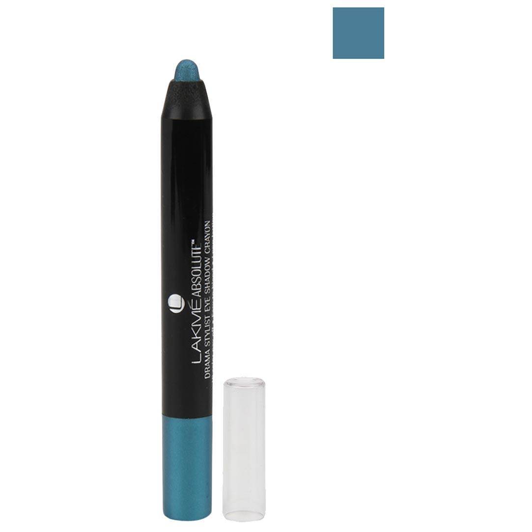 Lakme Absolute Drama Stylist Eye Shadow Crayon Turquoise