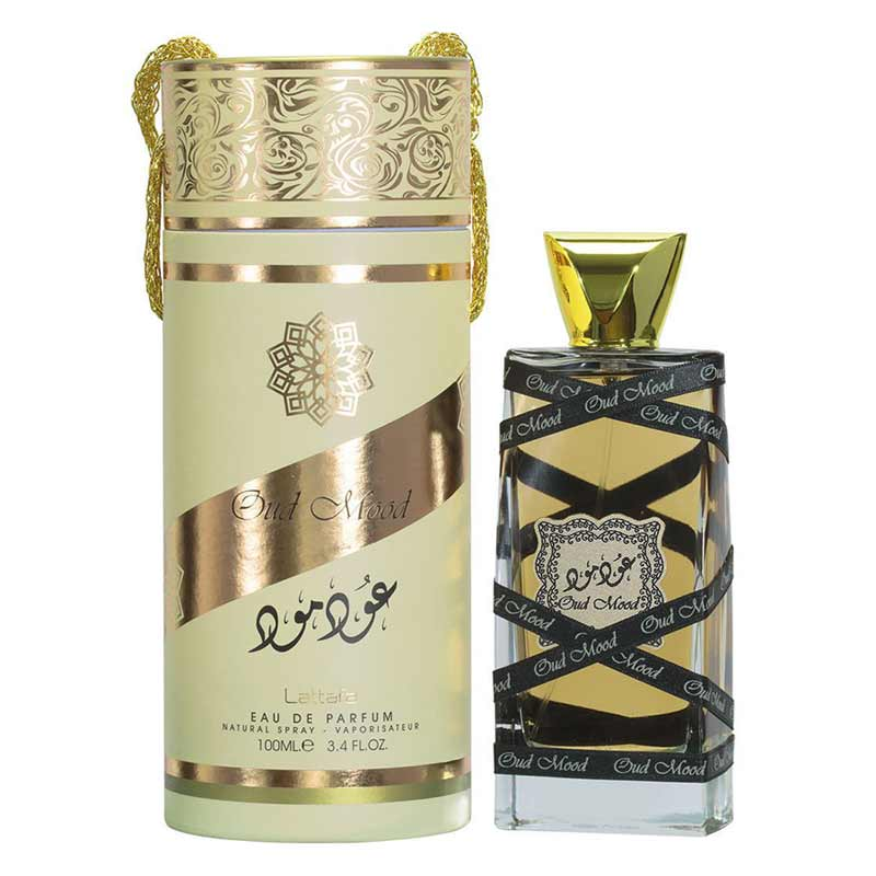 Lattafa Oud Mood EDP Perfume Spray
