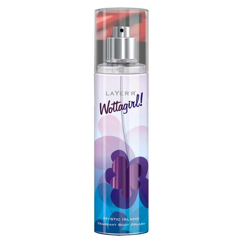 Layer'r Wottagirl Mystic Island Deodorant Shot