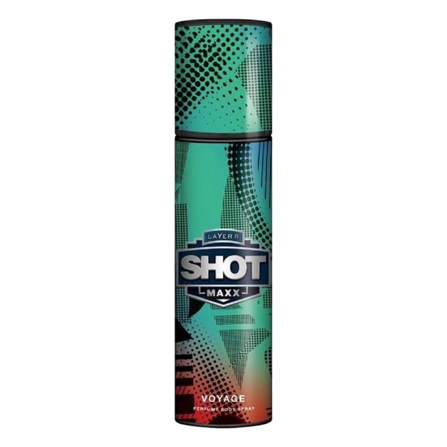 Layerr Shot Maxx Voyage Perfume Body Spray