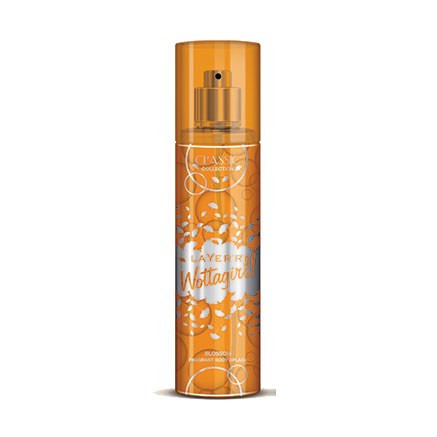 Layerr Wottagirl Classic Blossom Deodorant