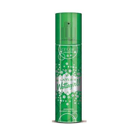 Layerr Wottagirl Classic Evergreen Deodorant